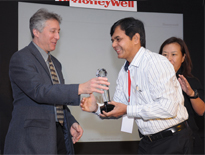 Best Partner Residential Segment award year 2010.